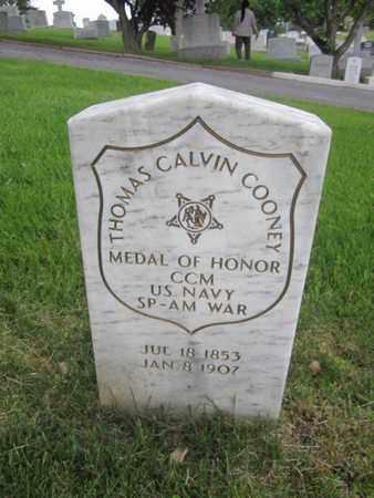 COONEY (MOH), THOMAS CALVIN - Anne Arundel County, Maryland   THOMAS CALVIN COONEY (MOH) - Maryland Gravestone Photos