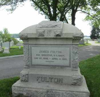 FULTON (CW), JAMES - Anne Arundel County, Maryland | JAMES FULTON (CW) - Maryland Gravestone Photos