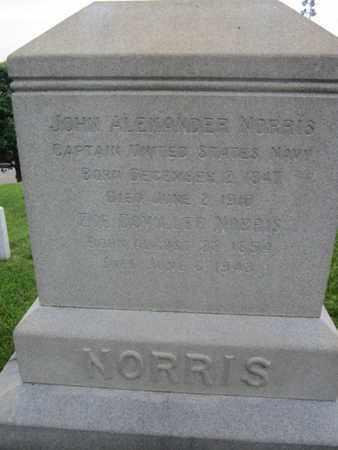 MORRIS (CW), JOHN ALEXANDER - Anne Arundel County, Maryland   JOHN ALEXANDER MORRIS (CW) - Maryland Gravestone Photos
