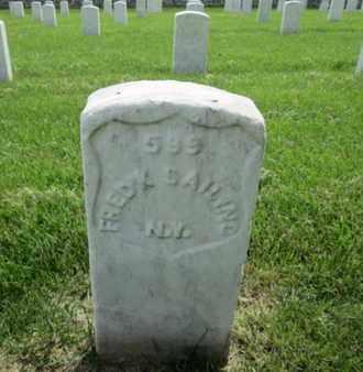 SAILING (CW), FREDERICK - Anne Arundel County, Maryland | FREDERICK SAILING (CW) - Maryland Gravestone Photos