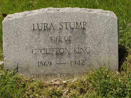 STUMP, LURA - Anne Arundel County, Maryland | LURA STUMP - Maryland Gravestone Photos