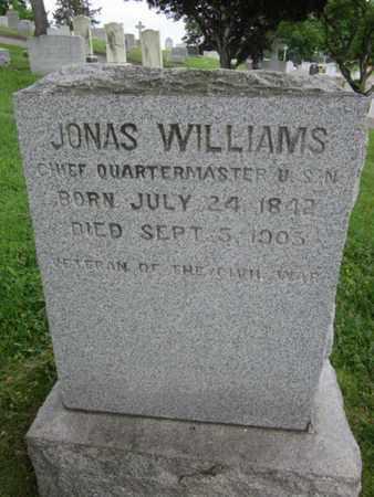 WILLIAMS (CW), JONAS - Anne Arundel County, Maryland   JONAS WILLIAMS (CW) - Maryland Gravestone Photos