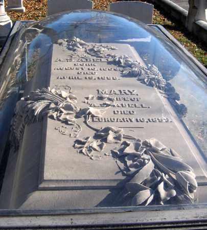 ABELL, ARUNAH S. - Baltimore City County, Maryland   ARUNAH S. ABELL - Maryland Gravestone Photos
