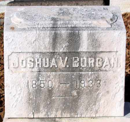 BURGAN, JOSHUA V. - Baltimore City County, Maryland | JOSHUA V. BURGAN - Maryland Gravestone Photos