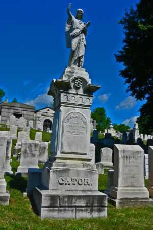 CATOR, BENJAMIN F. - Baltimore City County, Maryland | BENJAMIN F. CATOR - Maryland Gravestone Photos