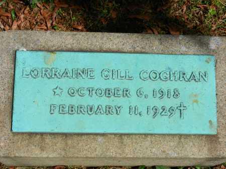 COCHRAN, LORRAINE - Baltimore City County, Maryland   LORRAINE COCHRAN - Maryland Gravestone Photos