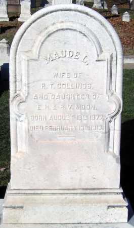 COLLINGS, MAUDE L. - Baltimore City County, Maryland | MAUDE L. COLLINGS - Maryland Gravestone Photos