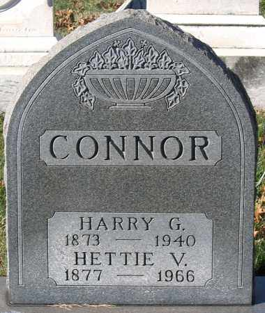 CONNOR, HETTIE V. - Baltimore City County, Maryland | HETTIE V. CONNOR - Maryland Gravestone Photos