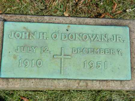O'DONOVAN, JR., JOHN H. - Baltimore City County, Maryland | JOHN H. O'DONOVAN, JR. - Maryland Gravestone Photos
