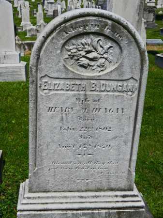 DUNGAN, ELIZABETH B. - Baltimore City County, Maryland | ELIZABETH B. DUNGAN - Maryland Gravestone Photos