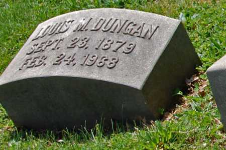 DUNGAN, LOUIS M. - Baltimore City County, Maryland | LOUIS M. DUNGAN - Maryland Gravestone Photos
