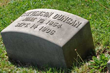 DUNGAN, STEVENSON - Baltimore City County, Maryland | STEVENSON DUNGAN - Maryland Gravestone Photos