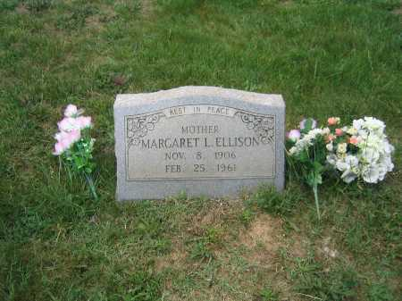 ELLISON, MARGARET L. - Baltimore City County, Maryland | MARGARET L. ELLISON - Maryland Gravestone Photos