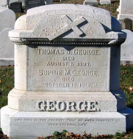 GEORGE, SOPHIE M. - Baltimore City County, Maryland | SOPHIE M. GEORGE - Maryland Gravestone Photos