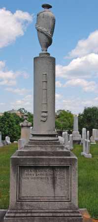 GILMOR, CHARLES S. - Baltimore City County, Maryland | CHARLES S. GILMOR - Maryland Gravestone Photos