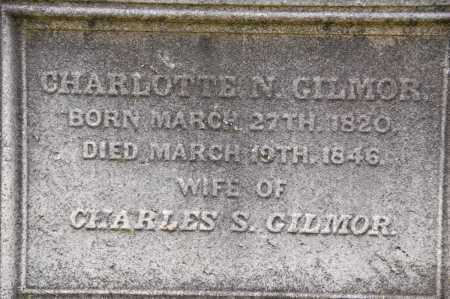 GILMOR, CHARLOTTE N. - Baltimore City County, Maryland   CHARLOTTE N. GILMOR - Maryland Gravestone Photos