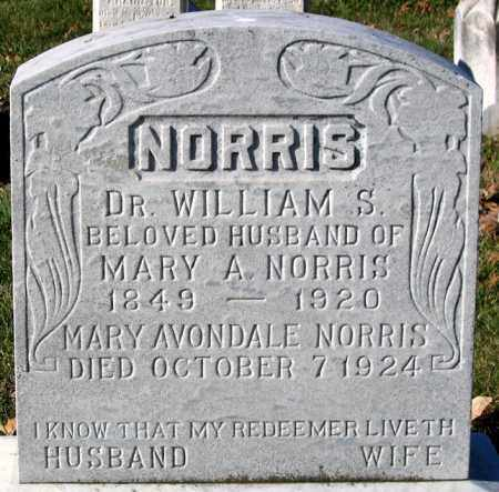 NORRIS, MARY - Baltimore City County, Maryland | MARY NORRIS - Maryland Gravestone Photos