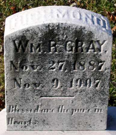 RICHMOND, WILLIAM R. GRAY - Baltimore City County, Maryland | WILLIAM R. GRAY RICHMOND - Maryland Gravestone Photos