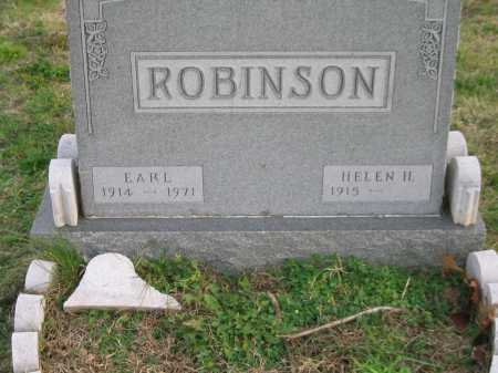ROBINSON, EARL - Baltimore City County, Maryland | EARL ROBINSON - Maryland Gravestone Photos