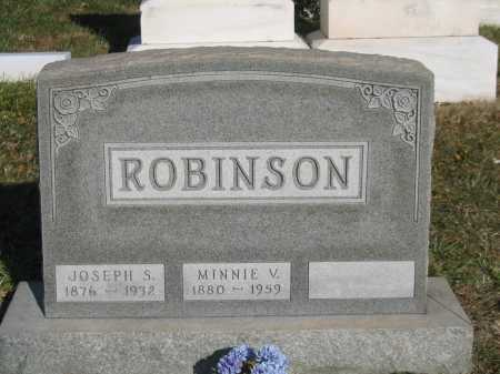 DOUGLAS ROBINSON, ELIZABETH ANN - Baltimore City County, Maryland | ELIZABETH ANN DOUGLAS ROBINSON - Maryland Gravestone Photos