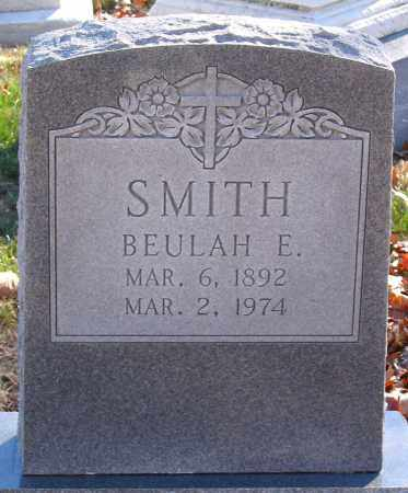 SMITH, BEULAH E. - Baltimore City County, Maryland | BEULAH E. SMITH - Maryland Gravestone Photos