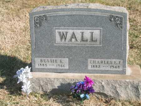 WALL, CHARLES EDWARD FAIRBANKS - Baltimore City County, Maryland | CHARLES EDWARD FAIRBANKS WALL - Maryland Gravestone Photos