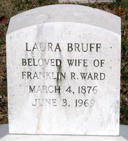WARD, LAURA - Baltimore City County, Maryland | LAURA WARD - Maryland Gravestone Photos