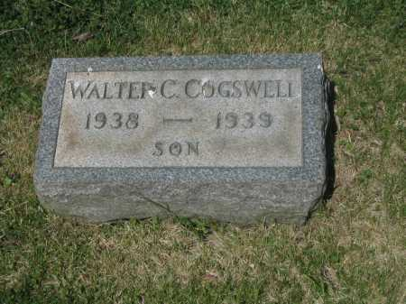 COGSWELL, WALTER C. - Baltimore County, Maryland | WALTER C. COGSWELL - Maryland Gravestone Photos