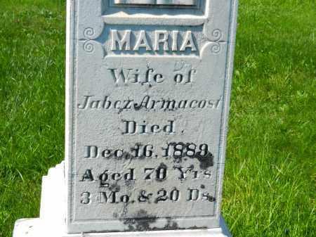 ARMACOST, MARIA - Baltimore County, Maryland   MARIA ARMACOST - Maryland Gravestone Photos