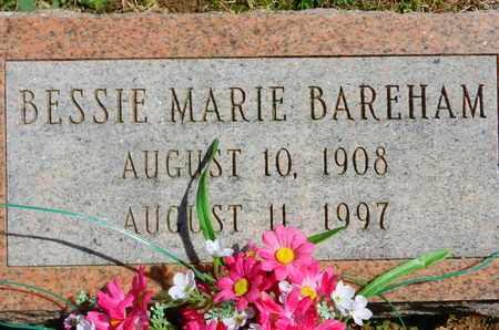 BAREHAM, BESSIE MARIE - Baltimore County, Maryland | BESSIE MARIE BAREHAM - Maryland Gravestone Photos