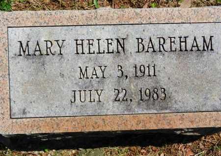 BAREHAM, MARY HELEN - Baltimore County, Maryland | MARY HELEN BAREHAM - Maryland Gravestone Photos