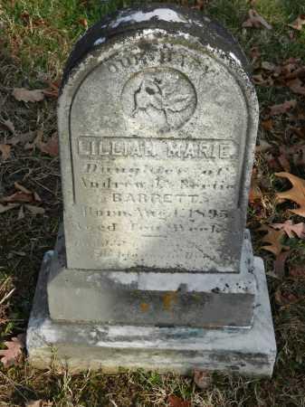 BARRETT, LILLIAN MARIE - Baltimore County, Maryland | LILLIAN MARIE BARRETT - Maryland Gravestone Photos