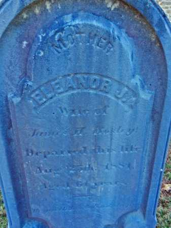 BOSLEY, ELEANOR J - Baltimore County, Maryland | ELEANOR J BOSLEY - Maryland Gravestone Photos