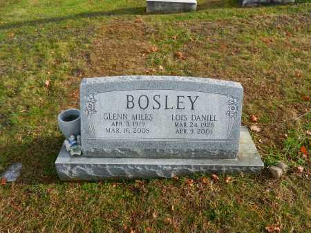 BOSLEY, LOIS DANIEL - Baltimore County, Maryland | LOIS DANIEL BOSLEY - Maryland Gravestone Photos