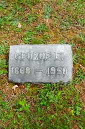 BOSLEY, GEORGE E. - Baltimore County, Maryland | GEORGE E. BOSLEY - Maryland Gravestone Photos
