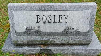 BOSLEY, DORA S. - Baltimore County, Maryland | DORA S. BOSLEY - Maryland Gravestone Photos