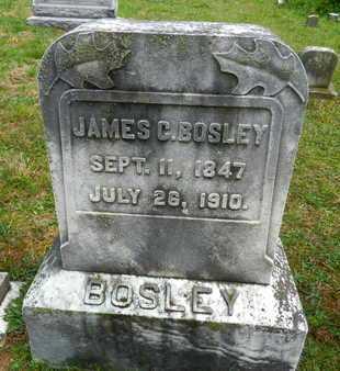 BOSLEY, JAMES C. - Baltimore County, Maryland | JAMES C. BOSLEY - Maryland Gravestone Photos
