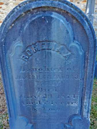 BOSLEY, ROMELIA A - Baltimore County, Maryland | ROMELIA A BOSLEY - Maryland Gravestone Photos