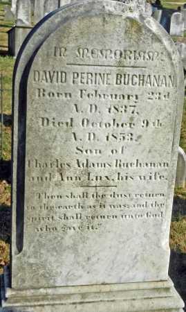BUCHANAN, DAVID PERINE - Baltimore County, Maryland   DAVID PERINE BUCHANAN - Maryland Gravestone Photos