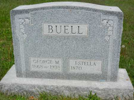 BUELL, GEORGE M. - Baltimore County, Maryland   GEORGE M. BUELL - Maryland Gravestone Photos