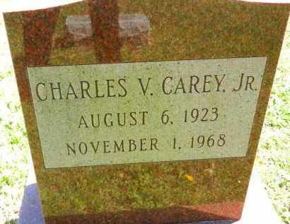 CAREY, JR., CHARLES V. - Baltimore County, Maryland | CHARLES V. CAREY, JR. - Maryland Gravestone Photos