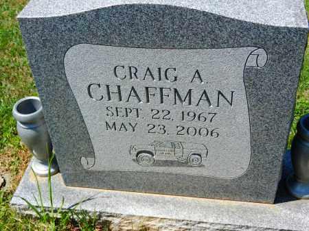 CHAFFMAN, CRAIG A. - Baltimore County, Maryland   CRAIG A. CHAFFMAN - Maryland Gravestone Photos