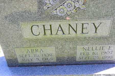 CHANEY, ARRA - Baltimore County, Maryland | ARRA CHANEY - Maryland Gravestone Photos