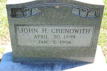 CHENOWITH, JOHN H. - Baltimore County, Maryland | JOHN H. CHENOWITH - Maryland Gravestone Photos