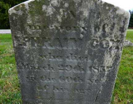 COX, EPHRAIM - Baltimore County, Maryland | EPHRAIM COX - Maryland Gravestone Photos