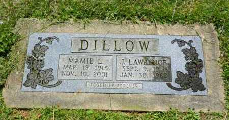 DILLOW, MAMIE L. - Baltimore County, Maryland | MAMIE L. DILLOW - Maryland Gravestone Photos