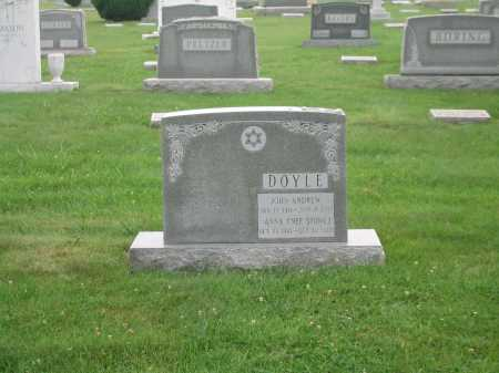 DOYLE, JOHN ANDREW - Baltimore County, Maryland | JOHN ANDREW DOYLE - Maryland Gravestone Photos