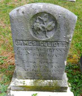 ELLIOTT, JAMES - Baltimore County, Maryland | JAMES ELLIOTT - Maryland Gravestone Photos