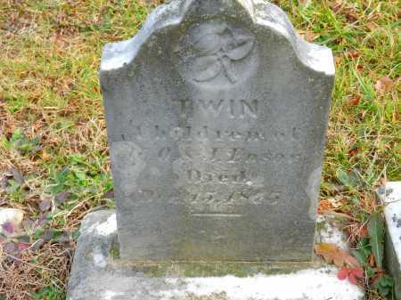 ENSOR, (TWIN) - Baltimore County, Maryland | (TWIN) ENSOR - Maryland Gravestone Photos