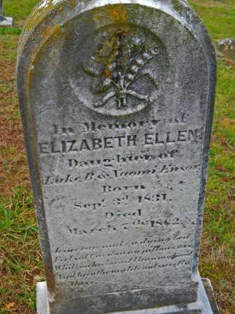 ENSOR, ELIZABETH ELLEN - Baltimore County, Maryland | ELIZABETH ELLEN ENSOR - Maryland Gravestone Photos